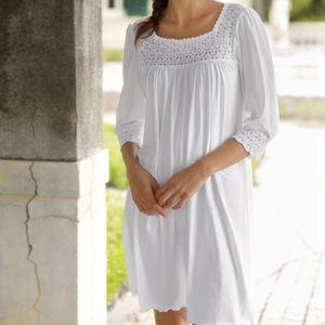 Peruvian Connection Colette Pima Cotton Nightgown